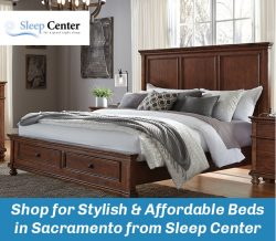 Shop for Stylish & Affordable Beds in Sacramento from Sleep Center