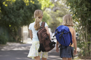 Keeping Your Child Safe Walking Home From School or A Friend's House