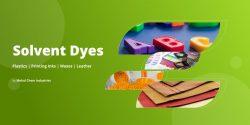 Solvent Dyes – Manufacturer & Exporter