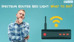 Spectrum Router Red Light: What to Do?