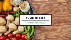 Summer 2020: Your Time to Go Vegan