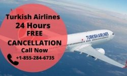Turkish Airlines Flight Cancellation Policy, Fee and Refund +1-888-434-6454
