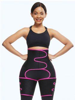 best waist trainer and thigh trimmer / workout waist trainer