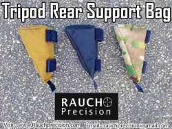 Tripod Rear Support Bag At Rauch Precision LLC