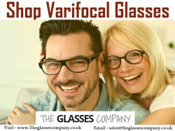 Shop Varifocal Glasses At The Glasses Company