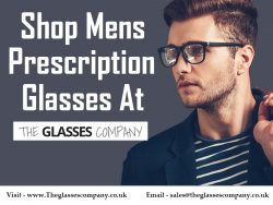 Shop Mens Prescription Glasses At The Glasses Company