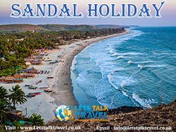Book Your Sandal Holiday At Lets Talk Travel