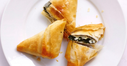 Air Fryer Spanakopita Bites Recipe