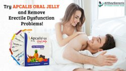 Try Apcalis Oral Jelly And Remove Erectile Dysfunction Problems!