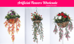 Artificial Flower Wholesale in Ahmadabad, Gujarat