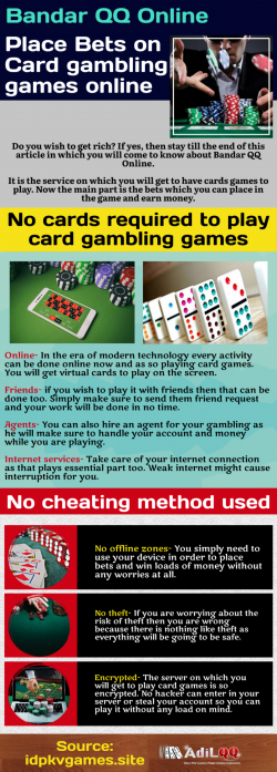 How to play card gambling games
