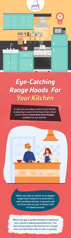 Buy Eye-Catching Wood Range Hoods For Your Kitchen