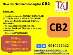 Actuarial Science CB2 Ch 16|By Silky lamba|Experienced Faculty|All India ST4 Topper