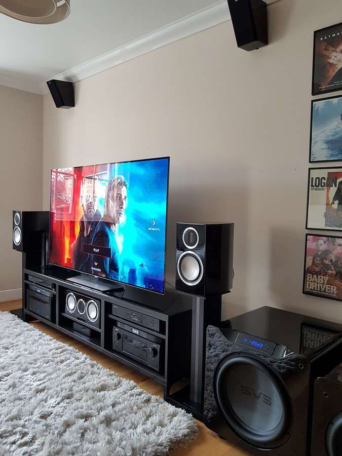 The Sound Room Provides High Quality Home Theatre in Vancouver