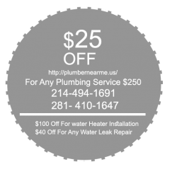 Plumber Near Me Dallas TX