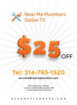 Near Me Plumbers Dallas TX