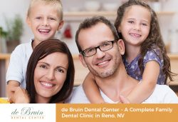 de Bruin Dental Center – A Complete Family Dental Clinic in Reno, NV