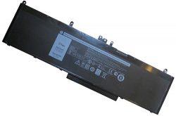 Pour Dell WJ5R2 11.4V 7260mAh
