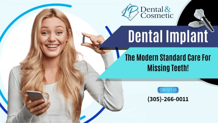 Dental Implants – Ideal Solution to Tooth Loss