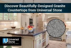 Discover Beautifully-Designed Granite Countertops from Universal Stone