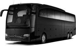 limousine bus rental