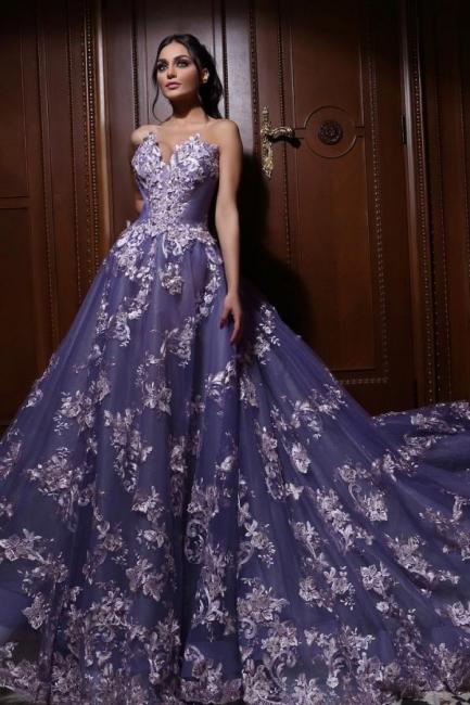 Extravagante Abendkleider mit Spitze | Elegante Abendmoden Online