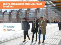 Enjoy a Stimulating School Experience in Oshawa