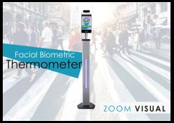 Facial Biometric Thermometer