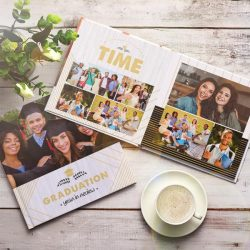Custom Photo Book For Graduation Online Square Book – 3 Size