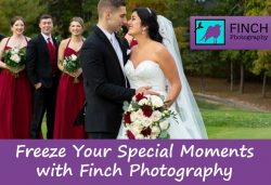Freeze Your Special Moments with Finch Photography