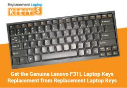 Get the Genuine Lenovo F31L Laptop Keys Replacement from Replacement Laptop Keys