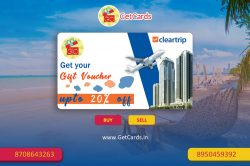 Buy or Sell Flipkart Gift Cards & E-Gift Vouchers Online In India | Get Cards
