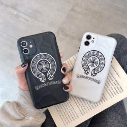 クロムハーツ iPhone12/12 Proケース カップル向け CHROME HEARTS iPhone12max/12pro maxケース