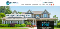 Interior Painting Costs West Bloomfield, Michigan