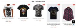 Mens Skull Products