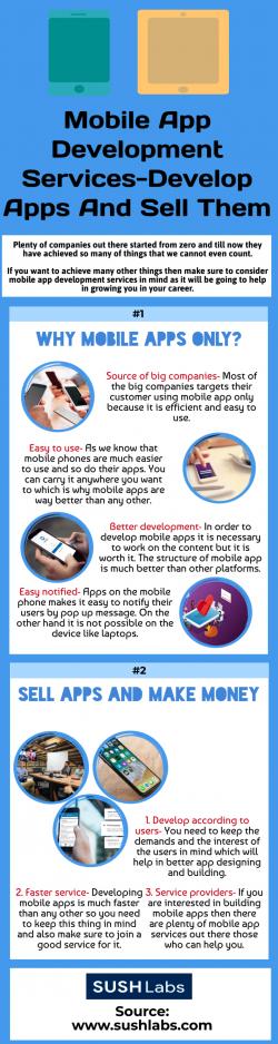 Choose Mobile App Development Services