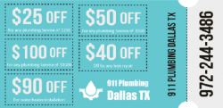 911 Plumbing Dallas TX