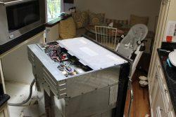Oven repair in Calabasas