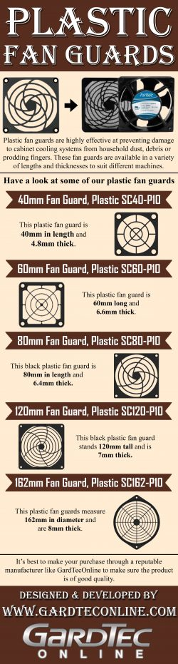 Plastic Fan Guards