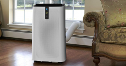 Portable AC and Heater Unit For Large Rooms