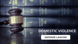 Protect Your Family From Charges of Domestic Violence