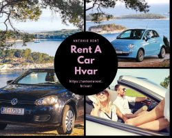 Rent a Car Hvar- Antonio Rent