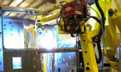 Hire Experts for Installation of Robotic Welding Systems in UK