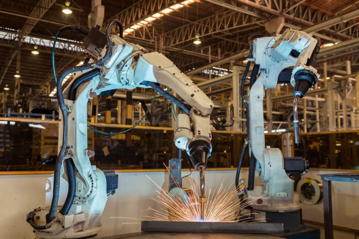 Things to Know About Robotic Welding Systems