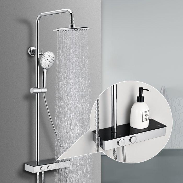 Facteurs à considérer lors de l'achat du meilleur kit de robinet de douche
