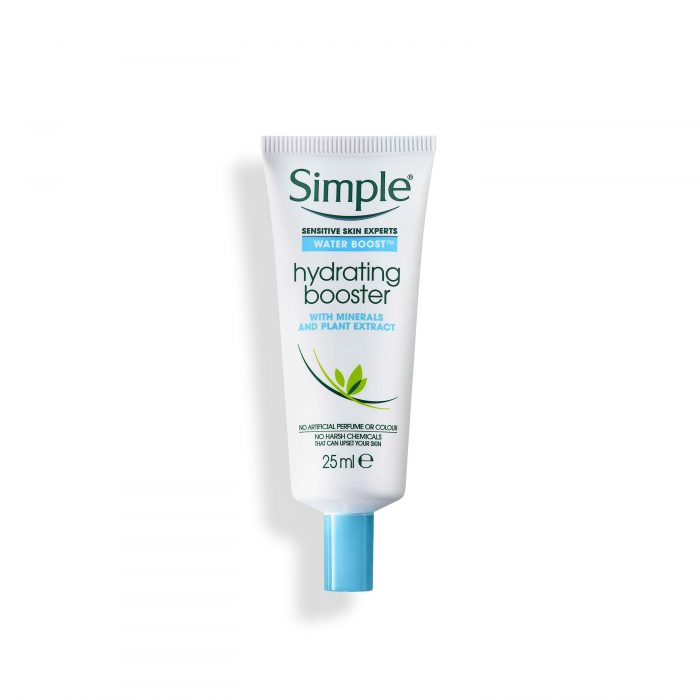 Simple® water boost hydrating booster