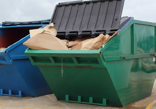 Skip bins may help you to lead a strong life ahead