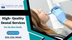 Effective Dentistry to Improve Your Smile