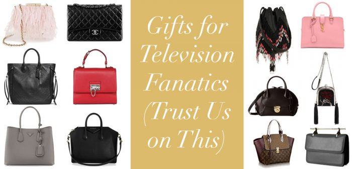 あなたの生活の中のすべての女性に最適なバッグは、彼女たちの最も好きなテレビ番組によって作られます