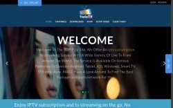 Canada IPTV subscription